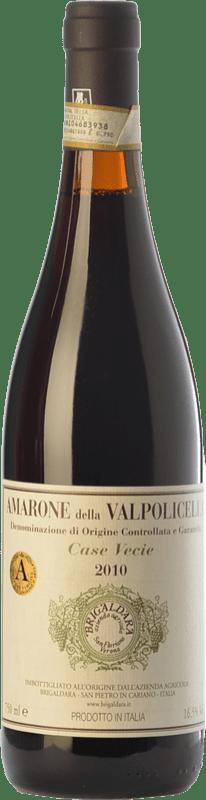 66,95 € | Red wine Brigaldara Case Vecie D.O.C.G. Amarone della Valpolicella Veneto Italy Corvina, Rondinella, Corvinone Bottle 75 cl