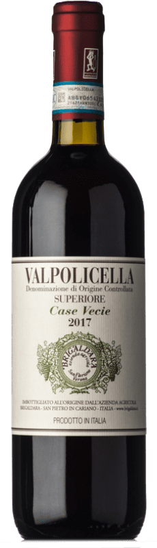 19,95 € | Red wine Brigaldara Case Vecie D.O.C. Valpolicella Veneto Italy Corvina, Rondinella, Molinara Bottle 75 cl