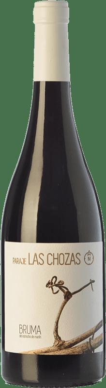 12,95 € Envío gratis | Vino tinto Bruma del Estrecho Paraje Las Chozas Joven D.O. Jumilla Castilla la Mancha España Monastrell Botella 75 cl