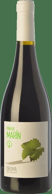 8,95 € 免费送货 | 红酒 Bruma del Estrecho Paraje Marín Joven D.O. Jumilla 卡斯蒂利亚 - 拉曼恰 西班牙 Monastrell 瓶子 75 cl