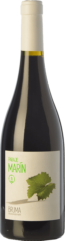 8,95 € Envoi gratuit | Vin rouge Bruma del Estrecho Paraje Marín Joven D.O. Jumilla Castilla La Mancha Espagne Monastrell Bouteille 75 cl