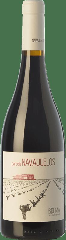 16,95 € 免费送货 | 红酒 Bruma del Estrecho Parcela Navajuelos Joven D.O. Jumilla 卡斯蒂利亚 - 拉曼恰 西班牙 Monastrell 瓶子 75 cl