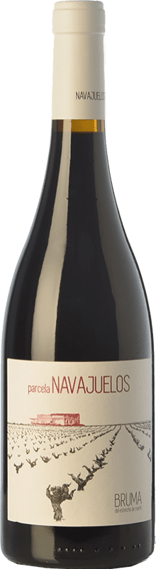 16,95 € Envío gratis | Vino tinto Bruma del Estrecho Parcela Navajuelos Joven D.O. Jumilla Castilla la Mancha España Monastrell Botella 75 cl