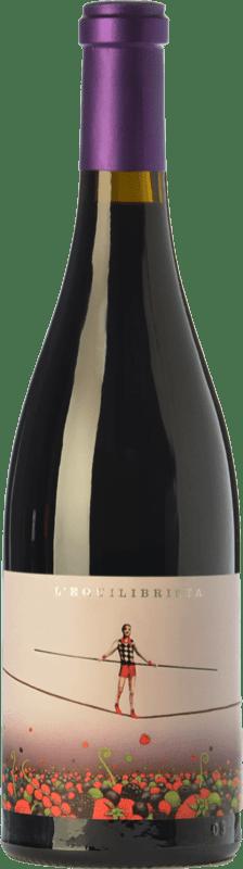 28,95 € Envoi gratuit | Vin rouge Ca N'Estruc L'Equilibrista Crianza D.O. Catalunya Catalogne Espagne Syrah, Grenache, Carignan Bouteille Magnum 1,5 L