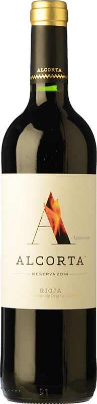 13,95 € Free Shipping | Red wine Campo Viejo Alcorta Reserva D.O.Ca. Rioja The Rioja Spain Tempranillo Bottle 75 cl