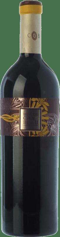 41,95 € Envío gratis | Vino tinto Can Blau Mas Crianza D.O. Montsant Cataluña España Syrah, Garnacha, Cariñena Botella 75 cl