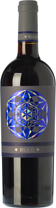 9,95 € Envoi gratuit | Vin rouge Can Blau Joven D.O. Montsant Catalogne Espagne Syrah, Grenache, Carignan Bouteille 75 cl