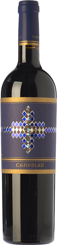 12,95 € | Red wine Can Blau Joven D.O. Montsant Catalonia Spain Syrah, Grenache, Carignan Bottle 75 cl