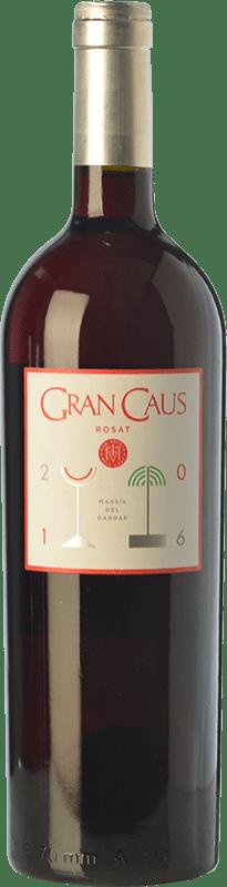 18,95 € Envoi gratuit | Vin rose Can Ràfols Gran Caus D.O. Penedès Catalogne Espagne Merlot Bouteille 75 cl