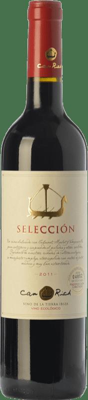 14,95 € | Red wine Can Rich Selección Joven I.G.P. Vi de la Terra de Ibiza Balearic Islands Spain Cabernet Sauvignon Bottle 75 cl