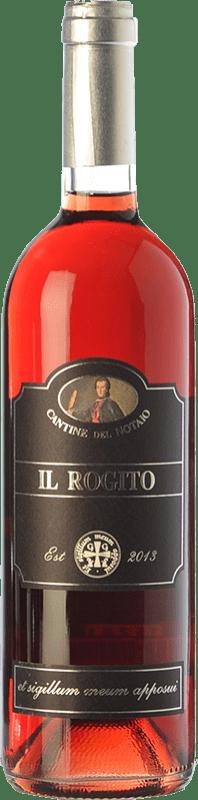 16,95 € | Rosé wine Cantine del Notaio Il Rogito I.G.T. Basilicata Basilicata Italy Aglianico Bottle 75 cl