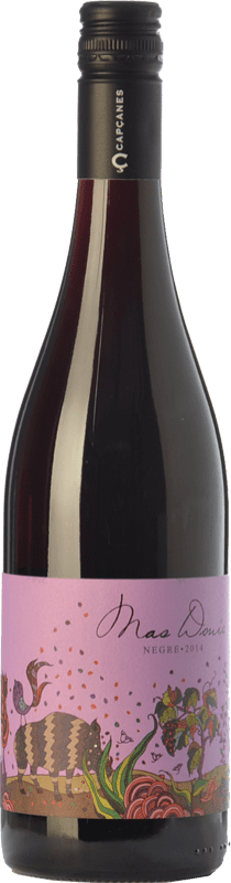 6,95 € | Red wine Capçanes Mas Donís Joven D.O. Montsant Catalonia Spain Syrah, Grenache Bottle 75 cl