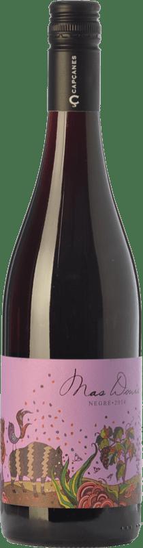 6,95 € Envío gratis | Vino tinto Capçanes Mas Donís Joven D.O. Montsant Cataluña España Syrah, Garnacha Botella 75 cl