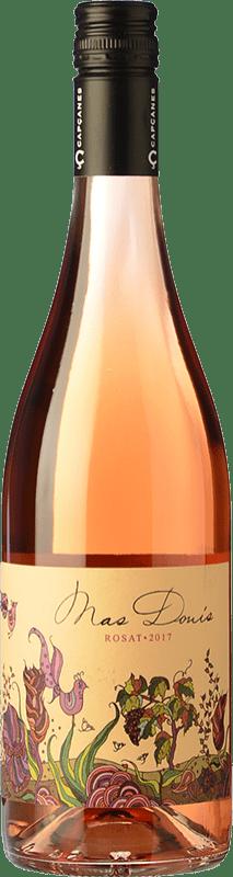 7,95 € | Rosé wine Capçanes Mas Donís Rosat D.O. Montsant Catalonia Spain Merlot, Syrah, Grenache Bottle 75 cl