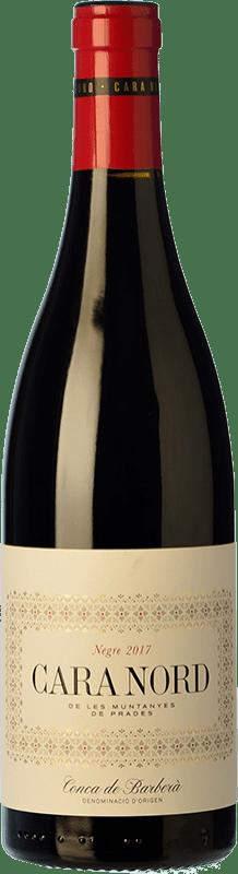 12,95 € | Red wine Cara Nord Negre Joven D.O. Conca de Barberà Catalonia Spain Syrah, Grenache, Garrut Bottle 75 cl