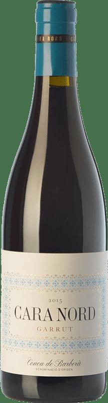 15,95 € | Red wine Cara Nord Joven D.O. Conca de Barberà Catalonia Spain Garrut Bottle 75 cl