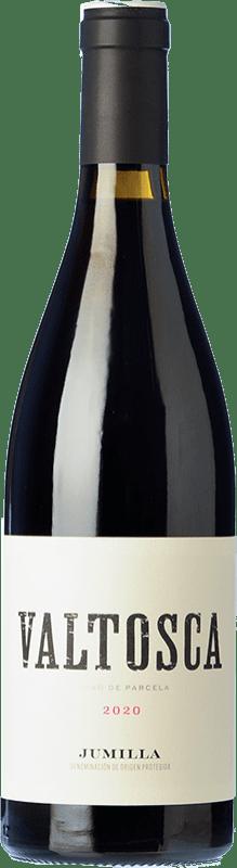 15,95 € | Red wine Casa Castillo Valtosca Joven D.O. Jumilla Castilla la Mancha Spain Syrah, Roussanne Bottle 75 cl