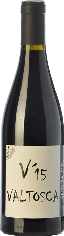 17,95 € Envío gratis | Vino tinto Casa Castillo Valtosca Joven D.O. Jumilla Castilla la Mancha España Syrah, Roussanne Botella 75 cl