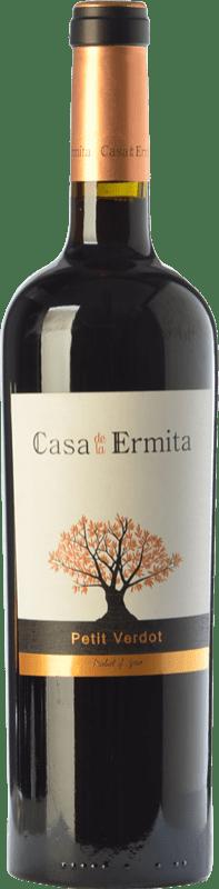19,95 € Envío gratis   Vino tinto Casa de la Ermita Crianza D.O. Jumilla Castilla la Mancha España Petit Verdot Botella 75 cl