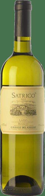 6,95 € Free Shipping | White wine Casale del Giglio Satrico I.G.T. Lazio Lazio Italy Trebbiano, Chardonnay, Sauvignon White Bottle 75 cl
