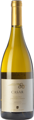 13,95 € | Белое вино Casar de Burbia Fermentado en Barrica Crianza D.O. Bierzo Кастилия-Леон Испания Godello бутылка 75 cl