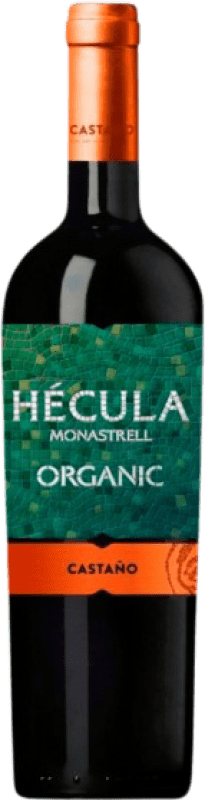7,95 € | Red wine Castaño Hécula Joven D.O. Yecla Region of Murcia Spain Monastrell Bottle 75 cl