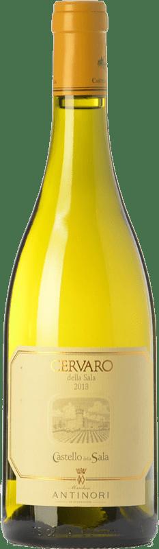 49,95 € Free Shipping | White wine Castello della Sala Cervaro della Sala I.G.T. Umbria Umbria Italy Chardonnay, Grechetto Bottle 75 cl