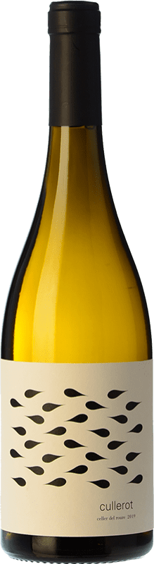 9,95 € Free Shipping | White wine Roure Cullerot D.O. Valencia Valencian Community Spain Macabeo, Chardonnay, Verdil, Pedro Ximénez Bottle 75 cl