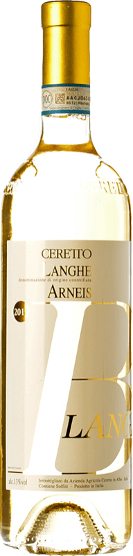19,95 € Free Shipping | White wine Ceretto Blangé D.O.C. Langhe Piemonte Italy Arneis Bottle 75 cl