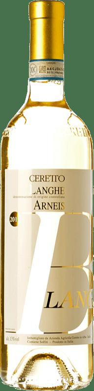 19,95 € | White wine Ceretto Blangé D.O.C. Langhe Piemonte Italy Arneis Bottle 75 cl