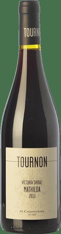 19,95 € Free Shipping | Red wine Chapoutier Domaine Tournon Mathilda Joven I.G. Pyrenees Pyrenees Australia Syrah Bottle 75 cl