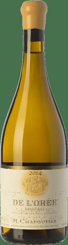 334,95 € Free Shipping | White wine Chapoutier L'Orée Crianza A.O.C. Hermitage Rhône France Marsanne Bottle 75 cl