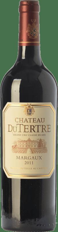 55,95 € | Red wine Château du Tertre Crianza A.O.C. Margaux Bordeaux France Merlot, Cabernet Sauvignon, Cabernet Franc, Petit Verdot Bottle 75 cl