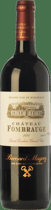 28,95 € | Red wine Château Fombrauge Crianza A.O.C. Saint-Émilion Grand Cru Bordeaux France Merlot, Cabernet Sauvignon, Cabernet Franc Bottle 75 cl