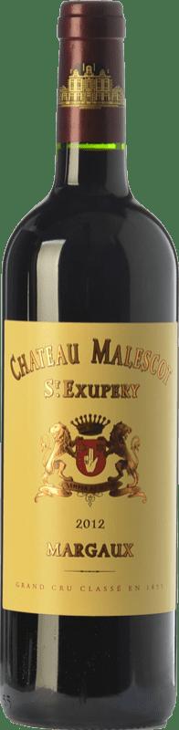 102,95 € | Red wine Château Malescot Saint-Exupéry Crianza A.O.C. Margaux Bordeaux France Merlot, Cabernet Sauvignon, Cabernet Franc, Petit Verdot Bottle 75 cl