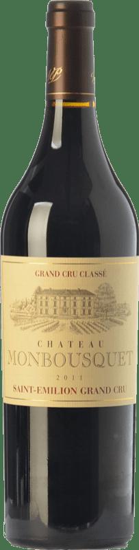 73,95 € Free Shipping   Red wine Château Monbousquet Reserva A.O.C. Saint-Émilion Grand Cru Bordeaux France Merlot, Cabernet Sauvignon, Cabernet Franc Bottle 75 cl
