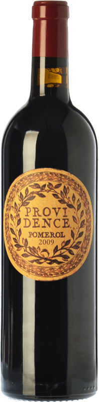 144,95 € Free Shipping | Red wine Château Providence Crianza 2009 A.O.C. Pomerol Bordeaux France Merlot Bottle 75 cl