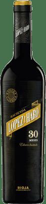 Classica Hacienda López de Haro 30 Meses Rioja Gran Reserva 75 cl