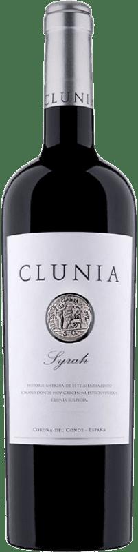 19,95 € | Red wine Clunia Crianza I.G.P. Vino de la Tierra de Castilla y León Castilla y León Spain Syrah Bottle 75 cl