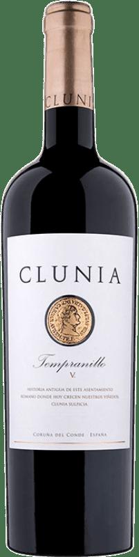17,95 € | Red wine Clunia Crianza I.G.P. Vino de la Tierra de Castilla y León Castilla y León Spain Tempranillo Bottle 75 cl