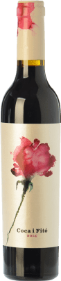 22,95 € Free Shipping | Sweet wine Coca i Fitó Dolç D.O. Montsant Catalonia Spain Grenache, Carignan Half Bottle 37 cl