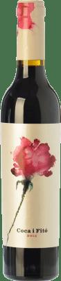 22,95 € Envío gratis | Vino dulce Coca i Fitó Dolç D.O. Montsant Cataluña España Garnacha, Cariñena Media Botella 37 cl