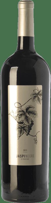 19,95 € | Red wine Coca i Fitó Jaspi Negre Joven D.O. Montsant Catalonia Spain Syrah, Grenache, Cabernet Sauvignon, Carignan Magnum Bottle 1,5 L