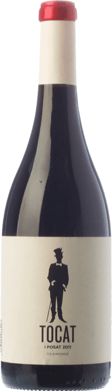 35,95 € Free Shipping | Red wine Coca i Fitó Tocat i Posat Crianza D.O. Empordà Catalonia Spain Grenache, Carignan Bottle 75 cl