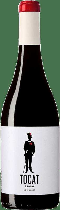 35,95 € Envoi gratuit | Vin rouge Coca i Fitó Tocat i Posat Crianza D.O. Empordà Catalogne Espagne Grenache, Carignan Bouteille 75 cl