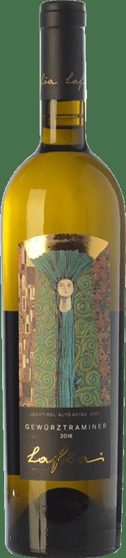 32,95 € Free Shipping | White wine Colterenzio Lafoa D.O.C. Alto Adige Trentino-Alto Adige Italy Gewürztraminer Bottle 75 cl