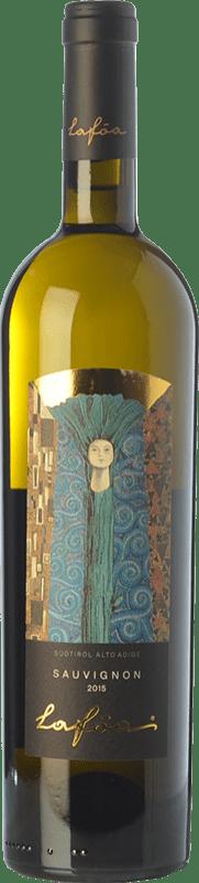 29,95 € Free Shipping | White wine Colterenzio Lafoa D.O.C. Alto Adige Trentino-Alto Adige Italy Sauvignon Bottle 75 cl