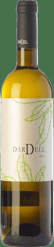 6,95 € | White wine Coma d'en Bonet Dardell Blanc D.O. Terra Alta Catalonia Spain Grenache White, Viognier Bottle 75 cl