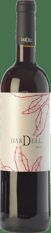 6,95 € | Red wine Coma d'en Bonet Dardell Negre Joven D.O. Terra Alta Catalonia Spain Syrah, Grenache Bottle 75 cl