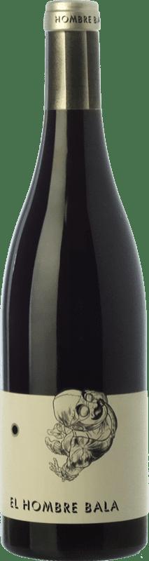 17,95 € 免费送货 | 红酒 Comando G El Hombre Bala Joven D.O. Vinos de Madrid 马德里社区 西班牙 Grenache 瓶子 Magnum 1,5 L
